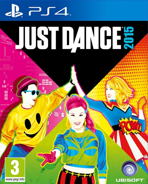Just Dance 2015 (только для PS Move) [PS4]