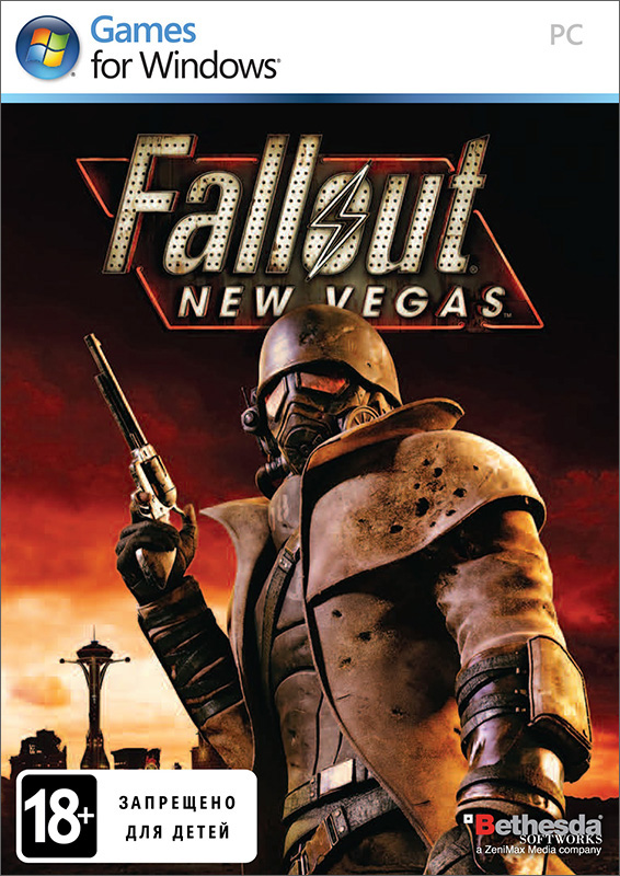 Fallout: New Vegas  [PC, Цифровая версия] (Цифровая версия)