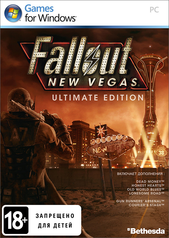 Fallout: New Vegas. Ultimate Edition  (Цифровая версия)