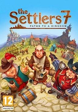 The Settlers 7. Право на трон. Золотое издание (Цифровая версия)The Settlers VII – продолжение серии The Settlers. Сочетайте торговлю, военную экспансию и влияние клириков, выработайте собственный стиль управления страной. Как и в предыдущих играх знаменитой серии, интересный сюжет, карты сражений и возможности многопользовательской игры не оставят вас равнодушным.<br>