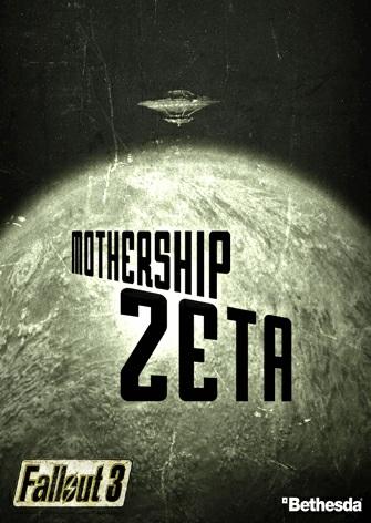 Fallout 3. Mothership Zeta. Дополнение