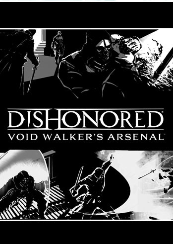Dishonored. Void Walker's Arsenal. Загружаемое дополнение (Цифровая версия) набор запасных частей lego education lme 1 70 деталей