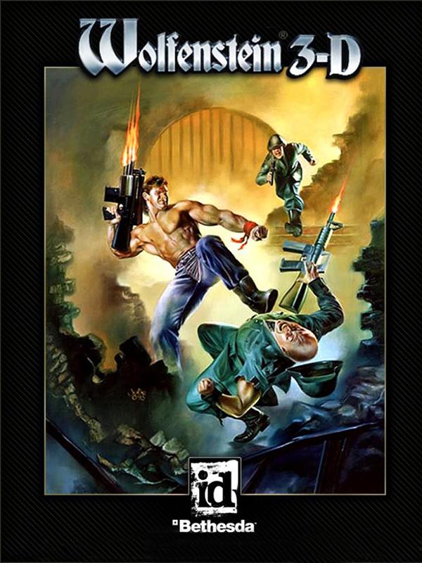 Wolfenstein 3D (Цифровая версия)