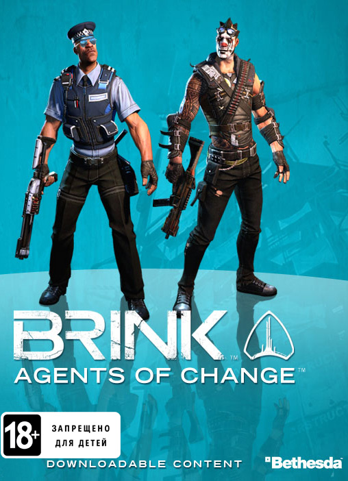 Brink. Agents of Change [PC, Цифровая версия] (Цифровая версия) catalog of teratogenic agents first edition
