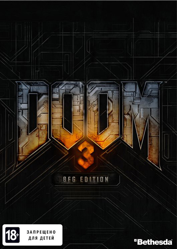 Doom 3. BFG Edition (Цифровая версия) eset nod32 антивирус platinum edition 3пк 2года