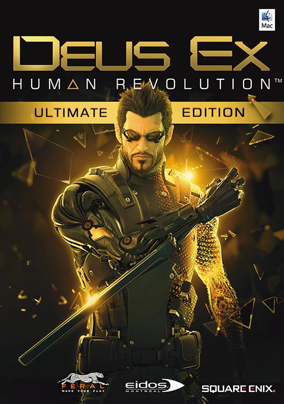 Deus Ex: Human Revolution. Ultimate Edition [MAC] (Цифровая версия)Погрузитесь в атмосферу киберпанка в игре Deus Ex. Human Revolution. Ultimate Edition (для Mac).<br>