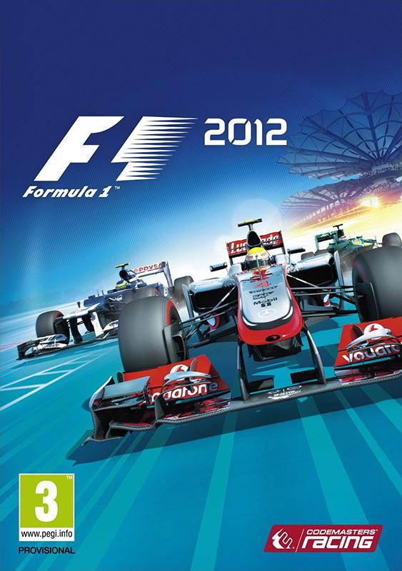 F1 2012 [MAC, цифровая версия] (Цифровая версия)