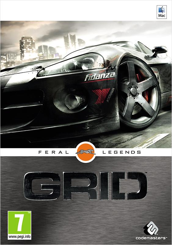 GRID [MAC, цифровая версия] (Цифровая версия)