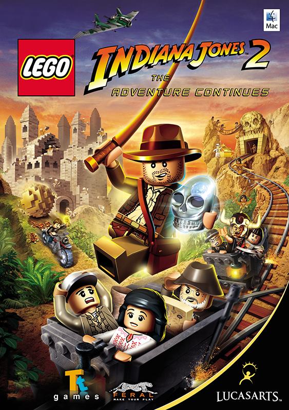 LEGO Indiana Jones 2: The Adventure Continues [MAC] (Цифровая версия)Игра LEGO Indiana Jones 2: The Adventure Continues сочетает в себе веселье и изобретательность конструктора LEGO и лихо закрученные приключения одного из самых любимых киногероев.<br>