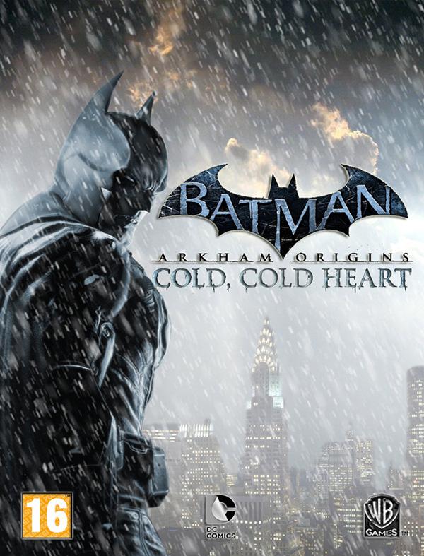 Batman: Arkham Origins. Cold, Cold Heart. Дополнение (Цифровая версия) сефер геурых