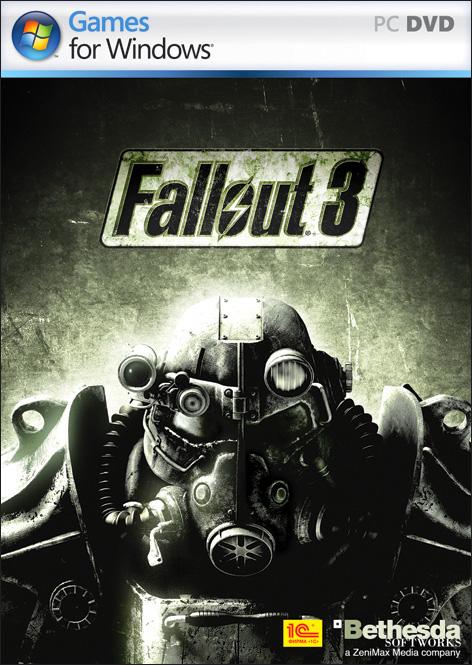 Fallout 3  (Цифровая версия)