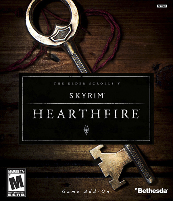 The Elder Scrolls V: Skyrim. Hearthfire. Дополнение