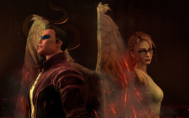 Saints Row: Gat out of Hell [PS3] от 1С Интерес