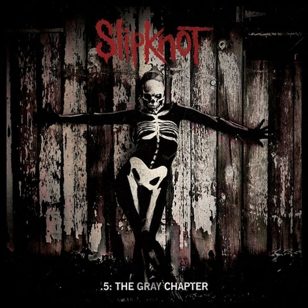 Slipknot. .5: The Gray Chapter (CD)
