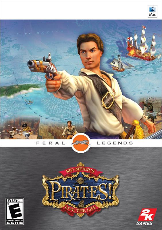 Sid Meiers Pirates! [MAC] (Цифровая версия)Взойдите под парус и пройдитесь по всему Карибскому бассейну, сея кровь и страх с игрой Sid Meiers Pirates! Грабьте торговые суда и разоряйте прибрежные деревни.<br>