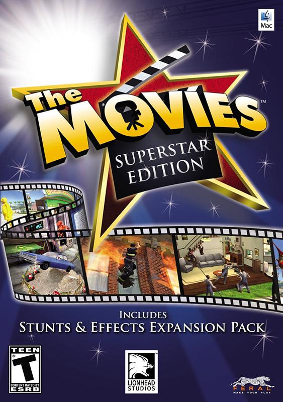 The Movies: Superstar Edition [MAC] (Цифровая версия)За каждым успешным блокбастером стоит большая голливудская шишка! В The Movies: Superstar Edition эта важная шишка &amp;ndash; вы!<br>