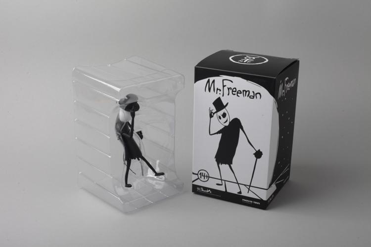 Фигурка Mr.Freeman (14 см) от 1С Интерес
