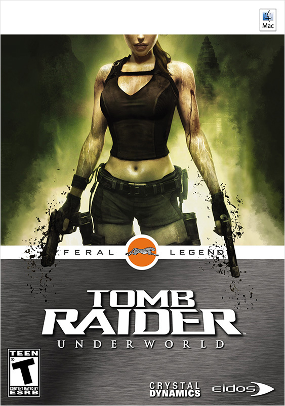 Tomb Raider: Underworld [MAC] (Цифровая версия) tomb raider definitive edition ps4 русская версия