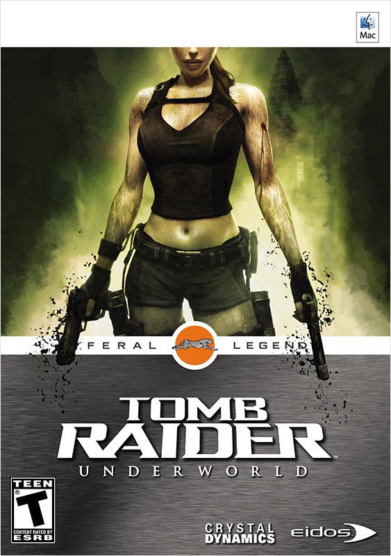 все цены на  Tomb Raider: Underworld [MAC] (Цифровая версия)  онлайн