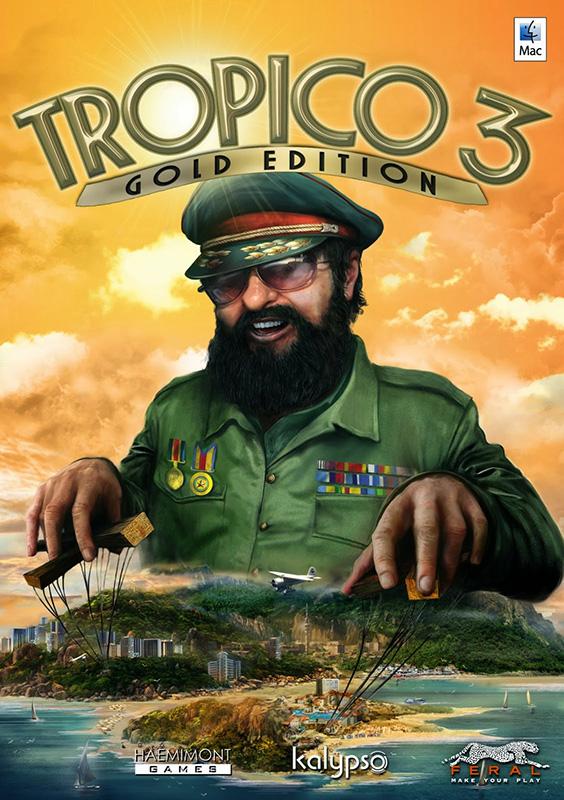 Tropico 3: Gold Edition [MAC] (Цифровая версия)