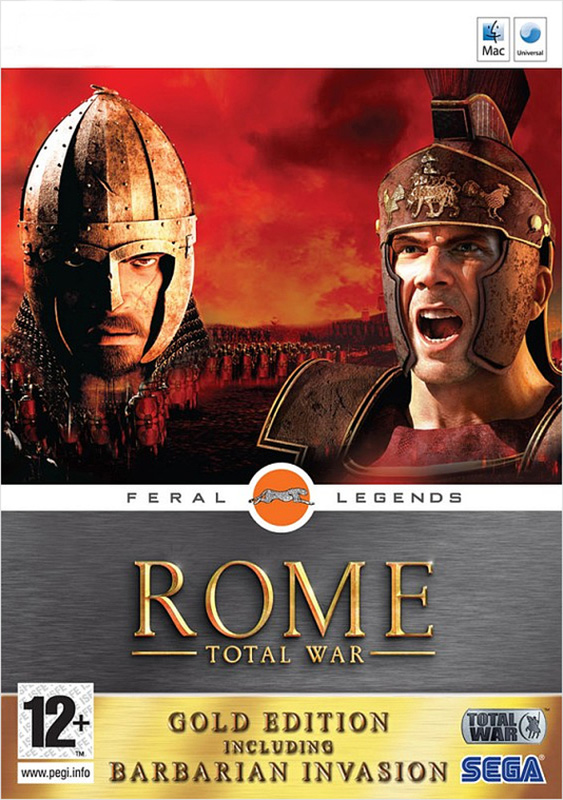 Rome: Total War. Gold Edition [MAC] (Цифровая версия) south park the fractured but whole gold edition цифровая версия