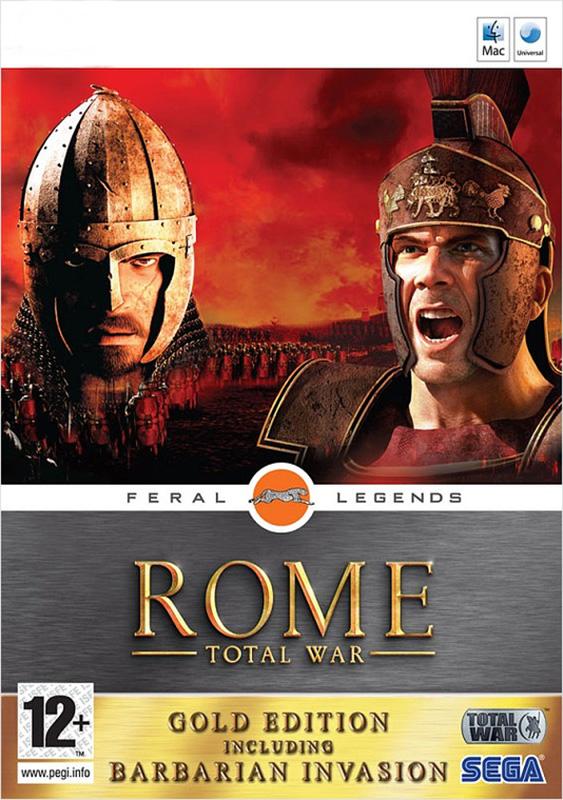 Rome: Total War. Gold Edition [MAC, цифровая версия] (Цифровая версия) rome total war alexander дополнение [mac цифровая версия] цифровая версия