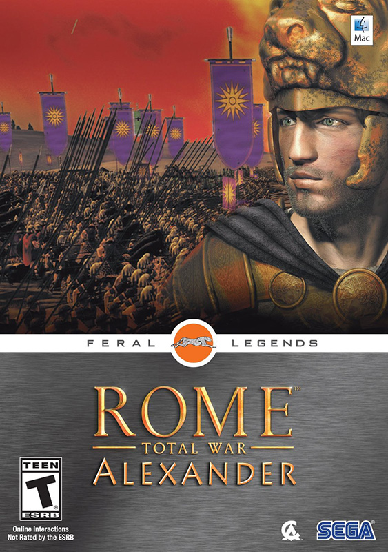 Rome: Total War. Alexander. Дополнение [MAC] (Цифровая версия)Дополнение Rome: Total War. Alexander &amp;ndash; включает новую карту, кампанию, юниты и не только.<br>