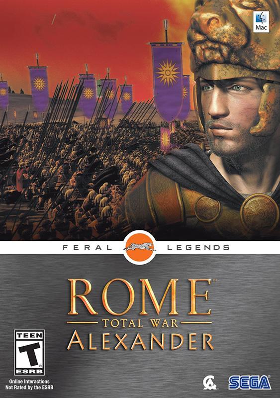 Rome: Total War. Alexander. Дополнение [MAC, цифровая версия] (Цифровая версия) napoleon total war коллекция цифровая версия