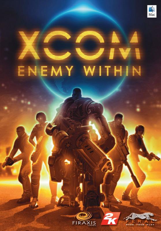 XCOM: Enemy Within. Дополнение [MAC] (Цифровая версия)