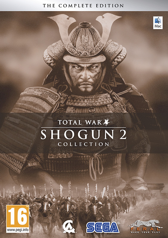 Total War: SHOGUN 2 Collection [MAC, цифровая версия] (Цифровая версия) europa universalis iv art of war дополнение [pc цифровая версия] цифровая версия