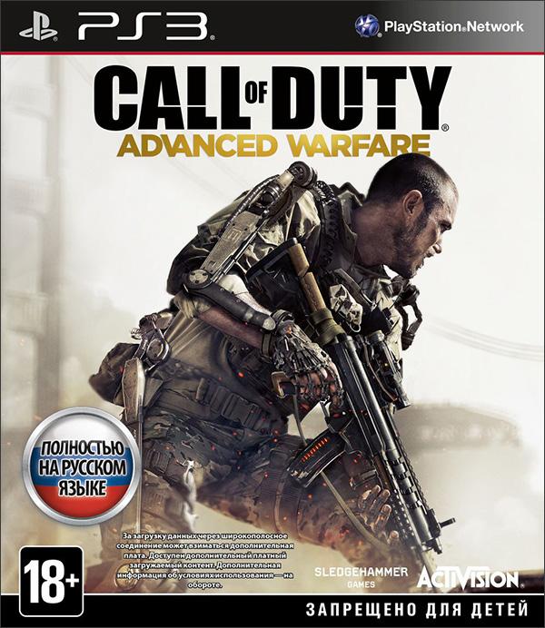 CallofDuty:Advanced Warfare[PS3]В игре Call of Duty: Advanced Warfare &amp;ndash; на руинах старого мира, пережившего коллапс привычных геополитических и военных структур, возникла новая сила.<br>