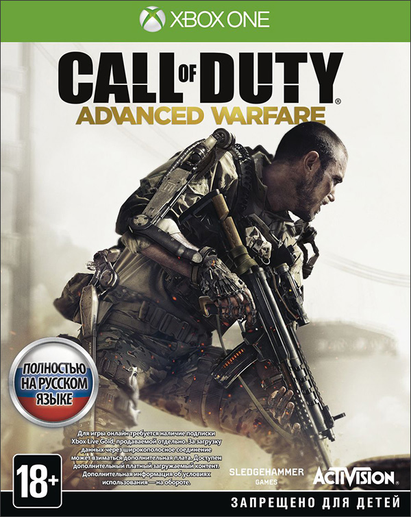 Call of Duty: Advanced Warfare [Xbox One] usa ship