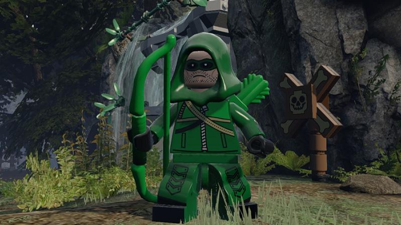 LEGO Batman 3: Покидая Готэм [PS Vita] от 1С Интерес