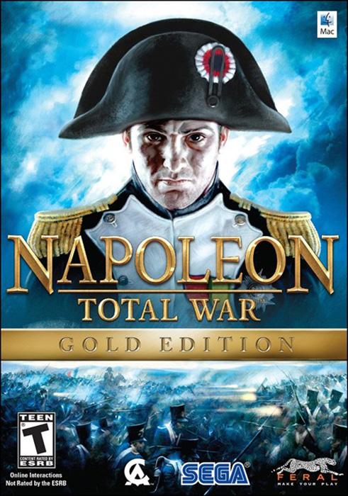 Napoleon: Total War. Gold Edition [MAC] (Цифровая версия) napoleon total war коллекция цифровая версия
