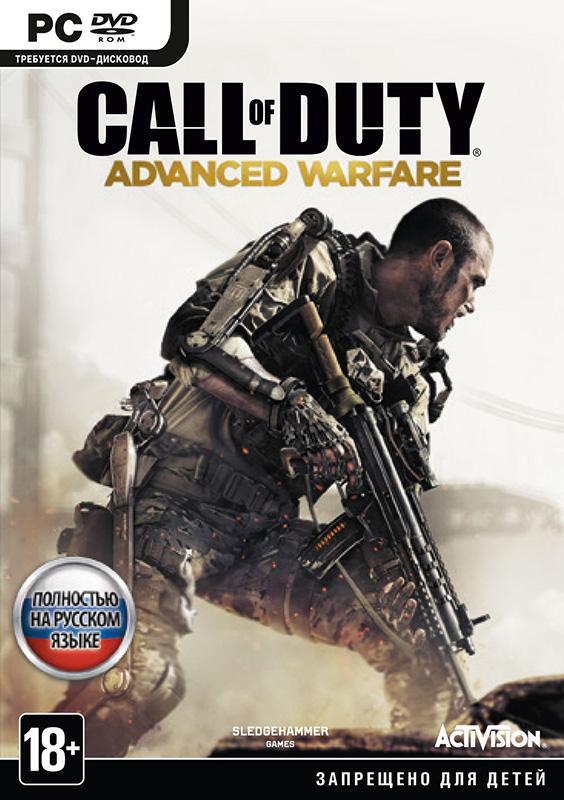 CallofDuty:AdvancedWarfare [PC]В игре Call of Duty: Advanced Warfare &amp;ndash; на руинах старого мира, пережившего коллапс привычных геополитических и военных структур, возникла новая сила.<br>