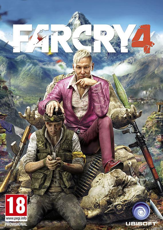 Far Cry 4 [PC, Цифровая версия] (Цифровая версия) ubisoft far cry 4 специальное издание русская версия