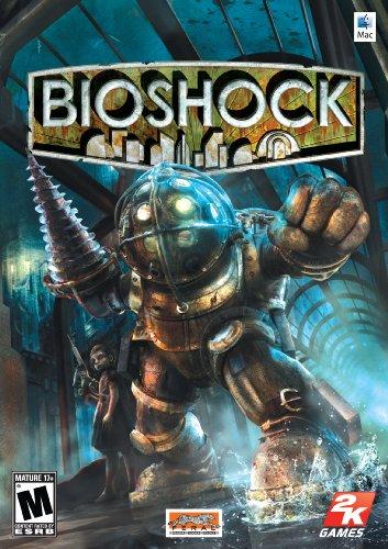 BioShock [MAC, цифровая версия] (Цифровая версия) bioshock 2 [pc цифровая версия] цифровая версия