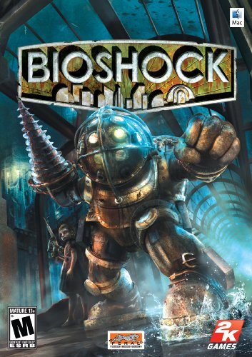 BioShock [MAC, цифровая версия] (Цифровая версия) bioshock infinite морская могила эпизод 1 дополнение [pc цифровая версия] цифровая версия