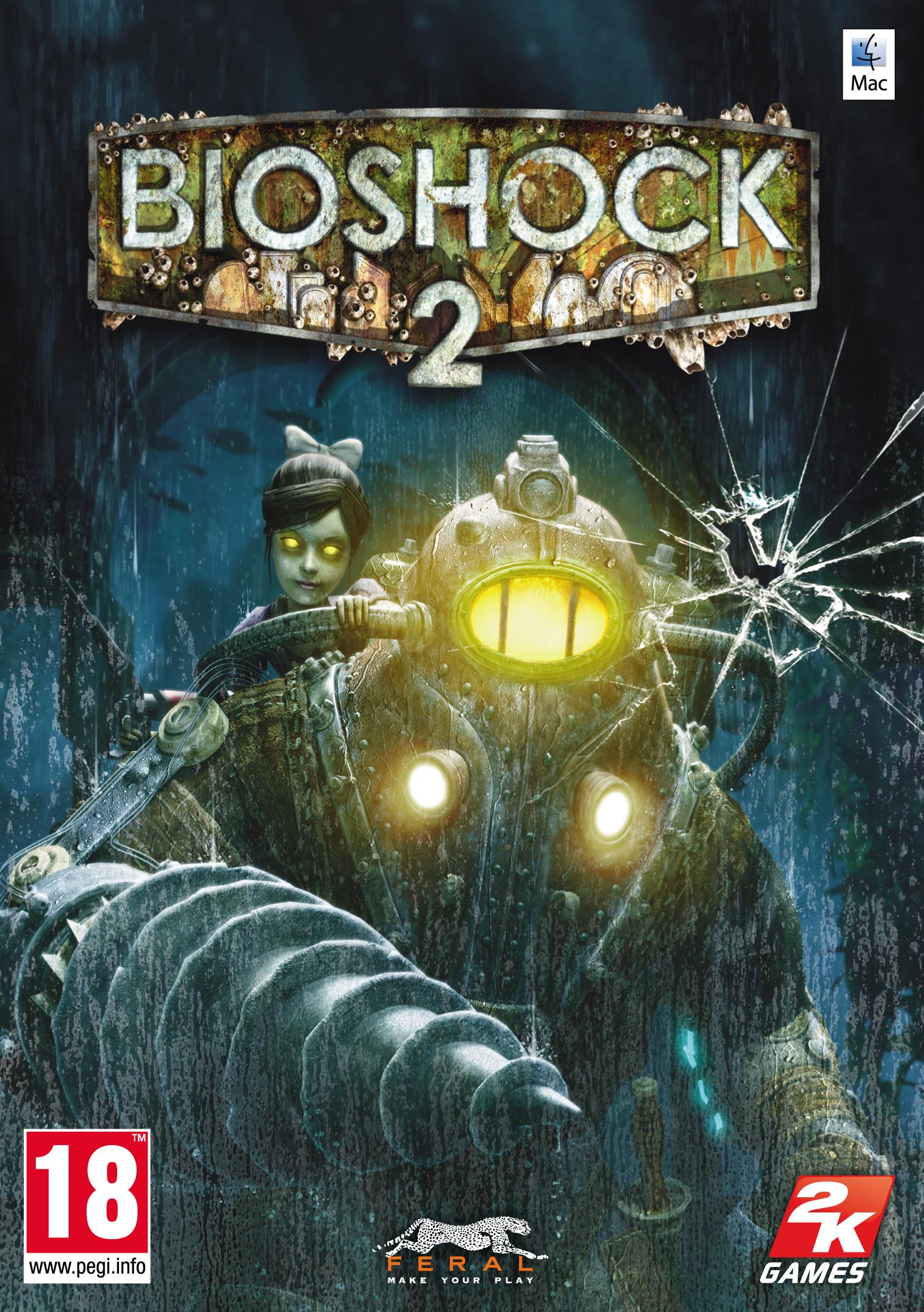 BioShock 2 [MAC, цифровая версия] (Цифровая версия) bioshock 2 [pc цифровая версия] цифровая версия