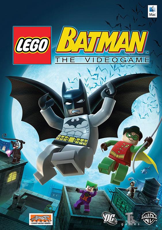 LEGO Batman [MAC, цифровая версия] (Цифровая версия) sacred citadel цифровая версия