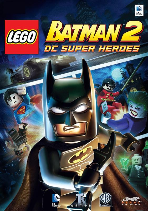 LEGO Batman 2: DC Super Heroes [MAC, цифровая версия] (Цифровая версия) lego marvel super heroes 2 [pc цифровая версия] цифровая версия