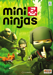 Mini Ninjas [MAC, цифровая версия] (Цифровая версия) sacred citadel цифровая версия