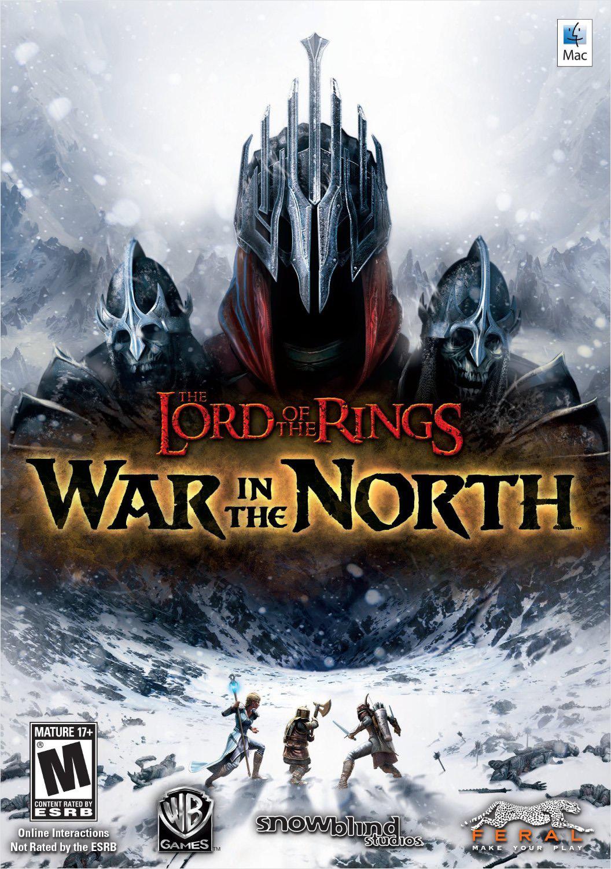 Властелин колец: Война на севере [MAC, цифровая версия] (Цифровая версия)Властелин Колец: Война на Севере позволит вам принять участие в войне, развернувшейся между свободными народами Средиземья и армией Саурона.<br>