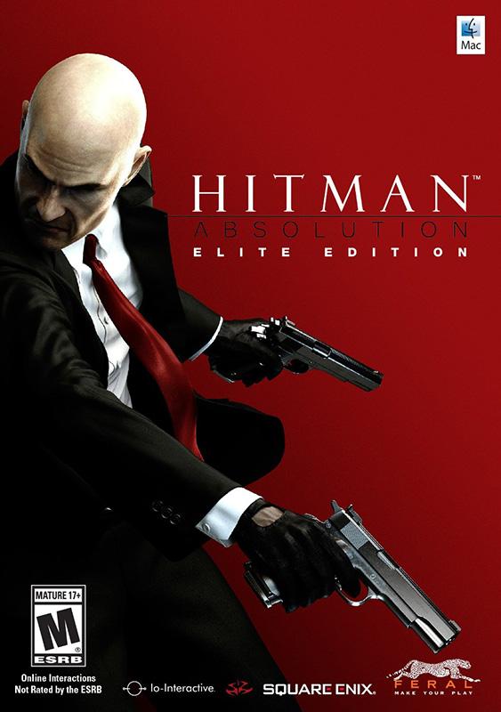 Hitman: Absolution. Elite Edition [MAC, цифровая версия] (Цифровая версия)