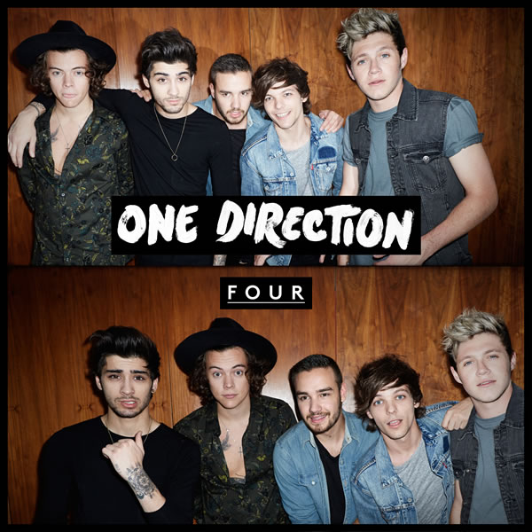 One Direction: Four (CD) one direction four