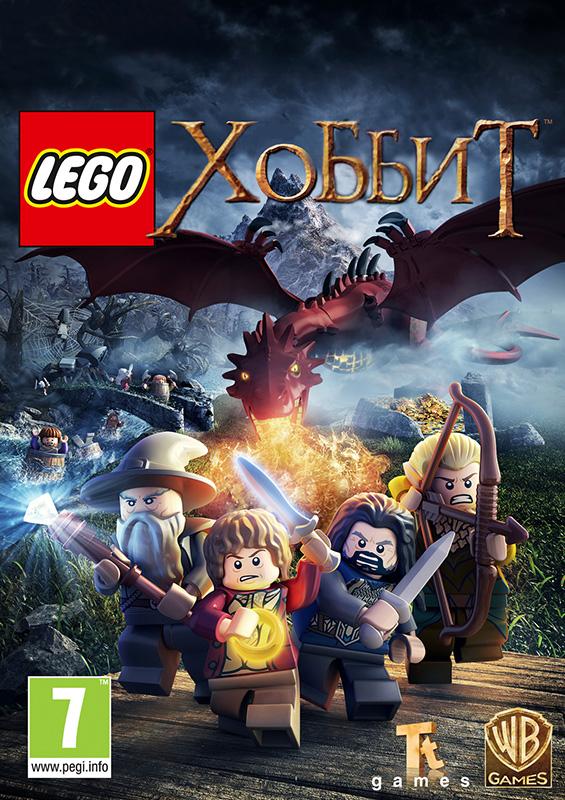 LEGO Хоббит (Цифровая версия)Сюжет LEGO Хоббит охватывает события двух первых фильмов трилогии Хоббит режиссера Питера Джексона. Вместе с героями Нежданного путешествия и Пустоши Смауга вам предстоит удивительное путешествие по сказочному Средиземью<br>