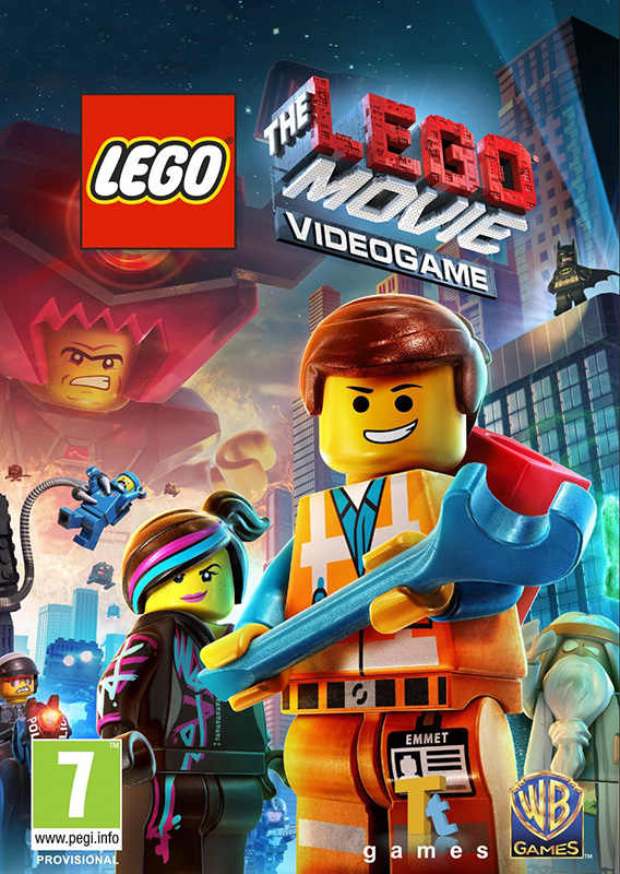 The LEGO Movie Videogame [PC, Цифровая версия] (Цифровая версия) guinness world records the videogame wii