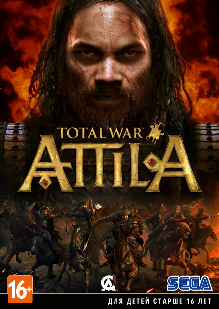 Total War: Attila  лучшие цены на игру и информация о игре