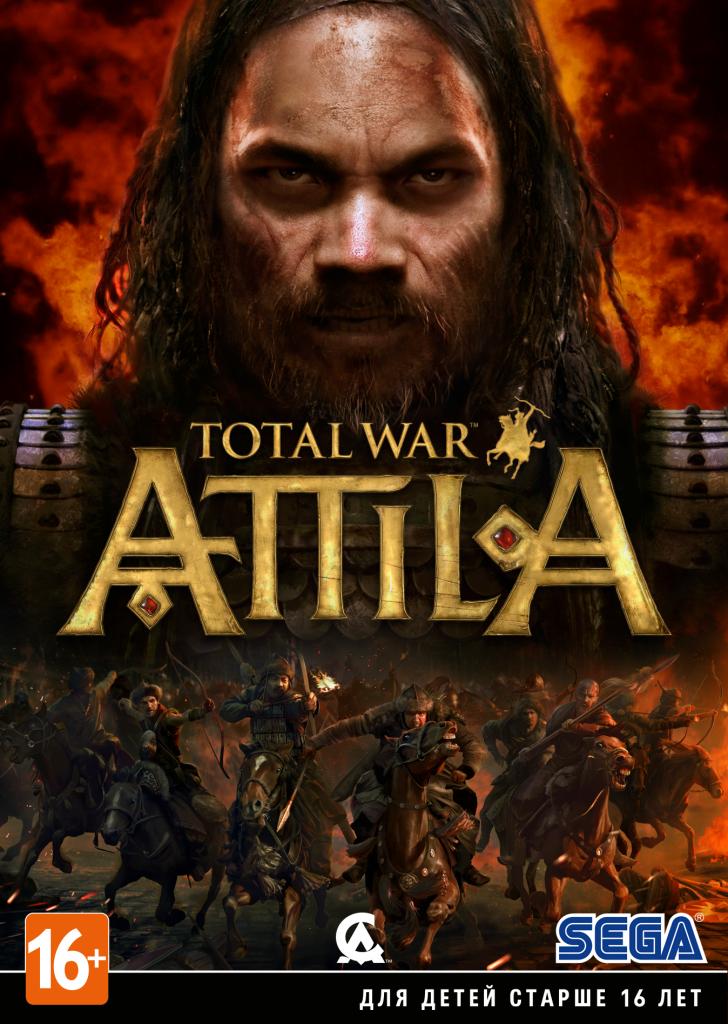Total War: Attila [PC, Цифровая версия] (Цифровая версия) napoleon total war коллекция цифровая версия