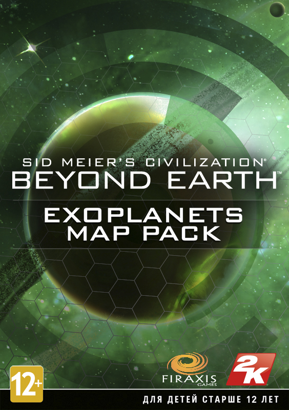 Sid Meier's Civilization: Beyond Earth. Экзопланеты. Набор карт  лучшие цены на игру и информация о игре